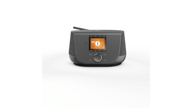 Hama Digitale Radio DIR3300SBT FM/DAB/DAB+/internetradio/app/Bluetooth Zwart