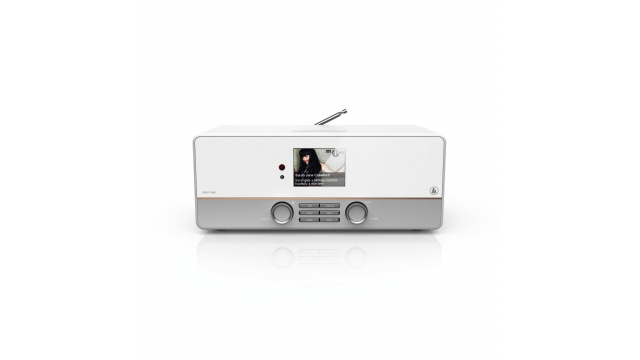 Hama Digitale Radio DIR3115MS Internetradio/DAB+/FM/multiroom/app Wit