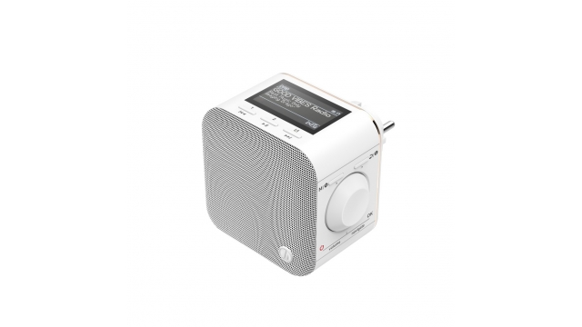 Hama Digitale Radio DR40BT-PlugIn FM/DAB/DAB+/Bluetooth®