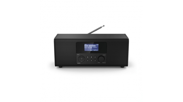 Hama Digitale Radio DIR3020 Internetradio/DAB+/FM Zwart