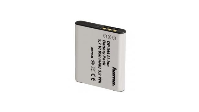 Hama DP 344 Li-Ion Battery f/ Olympus