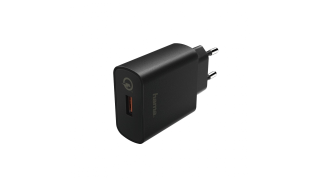 Hama Oplader Qualcomm® Quick Charge™ 3.0 Zwart