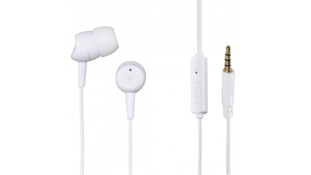 Hama In-ear-stereo-headset Basic4Phone Wit