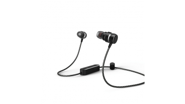Hama Bluetooth-in-ear-stereo-headset Pure Zwart