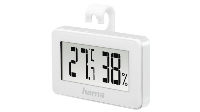 Hama Thermo-/hygrometer Mini Wit
