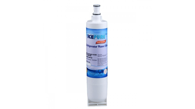Icepure RWF0500A Water Filter Refrigerator Replacement Amana/ignis/admiral