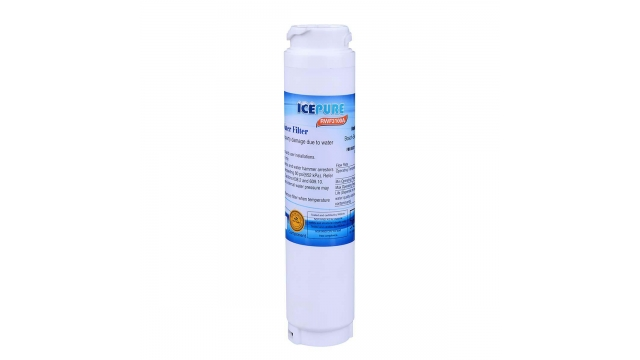 Icepure RWF3100A Water Filter Refrigerator Replacement Bosch/siemens/miele