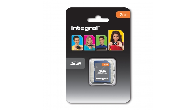 Integral Sd-kaart Cl4/4mb-wps 2gb