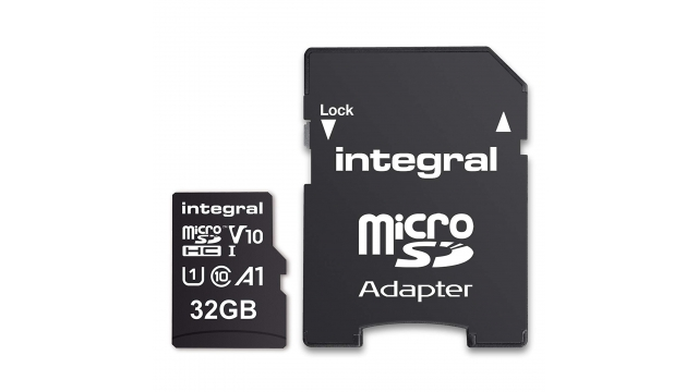 Integral Micro-sdhc V10 100mb/s 32gb