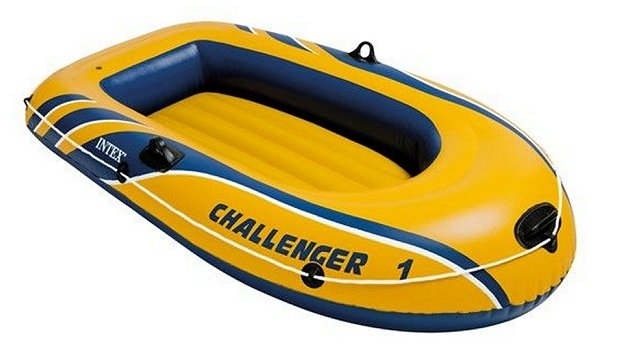Intex 68365 Challenger 1-Persoons Boot