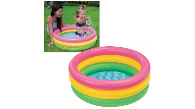 Intex Sunset Baby Pool 86x25cm