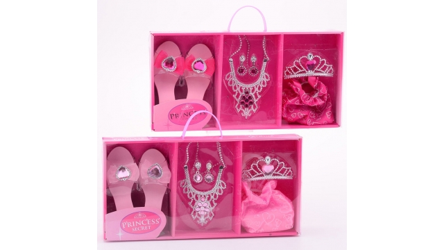Johntoy Princess Secret Verkleedset Assorti
