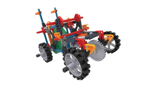 Knex Imagine 4WD Demolition Truck