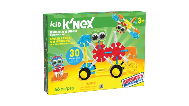 Knex Kid Build A Bunch 66-delig