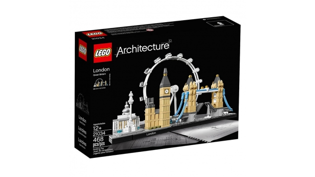 Lego Architecture 21034 Londen 468-delig