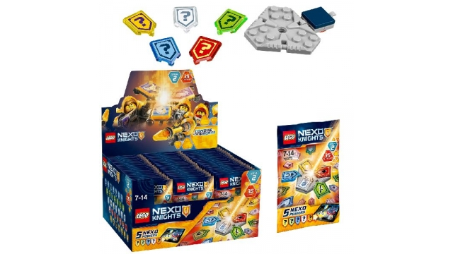 Lego 70373 Nexo Knights Collectable Assorti Display 45 Stuks