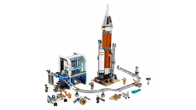 Lego City 60228 Space Deep Space Rocket and Launch
