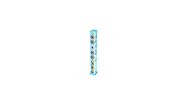 Lexibook BT900DES Minions Bluetooth Tower