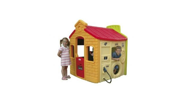 Little Tikes 444C Speelhuis Evergreen