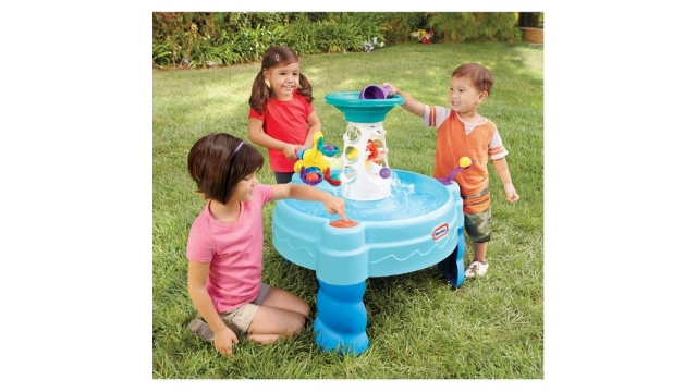 Little Tikes Spinning Seas Watertafel