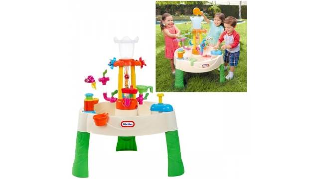 Little Tikes Fountain Factory Water Tafel