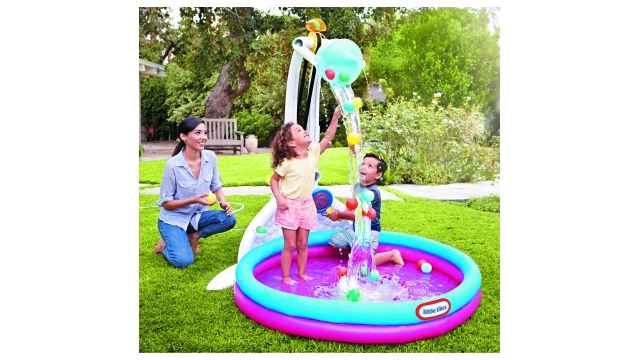 Little Tikes Splash Drop Zone 152 cm