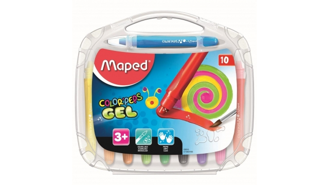 Maped Color'Peps Gelstiften 10 Stuks