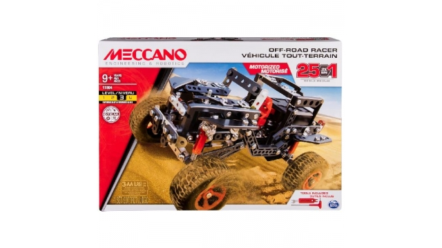 Meccano 25in1 Off Road Truck