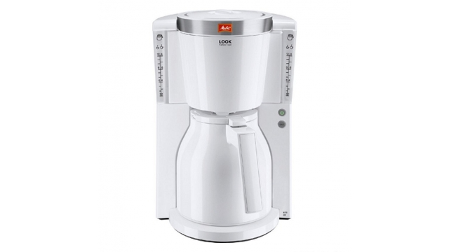 Melitta LOOK Therm Selection Koffiezetapparaat Wit