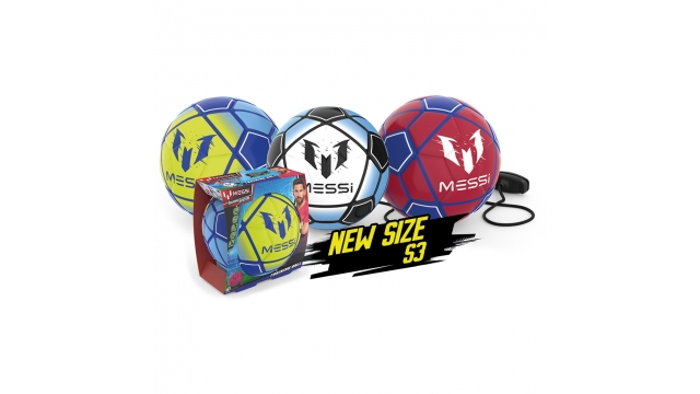 Messi Soft-Touch Training Ball Maat 3 Assorti