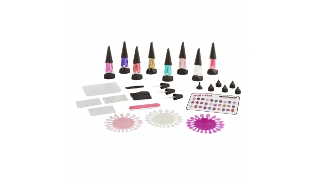 Nail-a-Peel Deluxe Color Kit