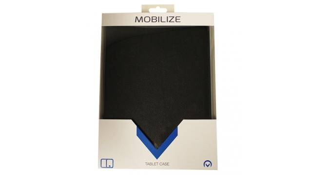 Mobilize Apple Standc.rotat Zwart Pad2/3/4