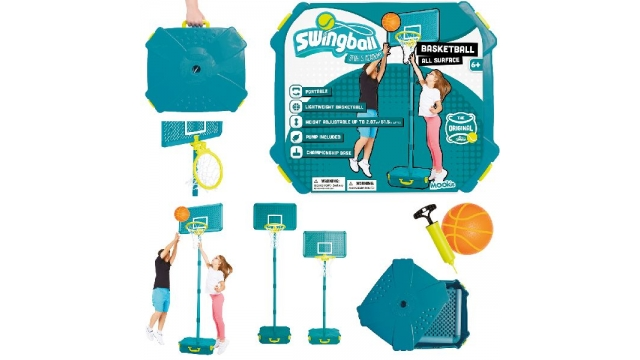 Mookie All Surface Basketbal Set