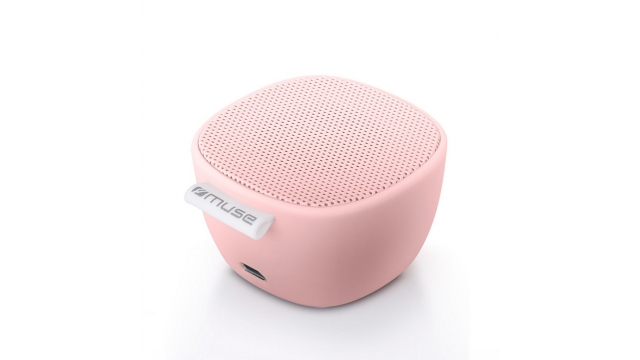 Muse M-305BTP Bluetooth Speaker Roze