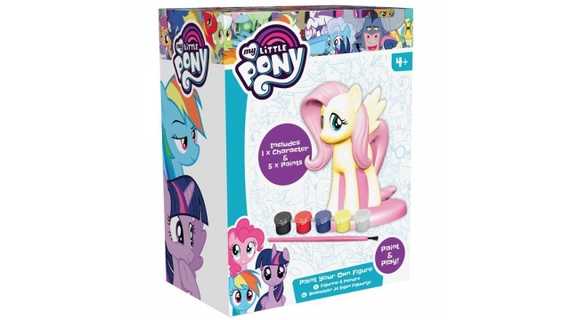 My Little Pony Paint Your Figure