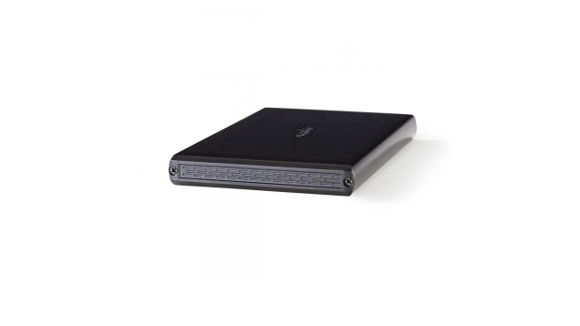 "Nedis HDDE25200BK Hard Disk Enclosure 2.5 "" Sata Ii Connection Usb 2.0"