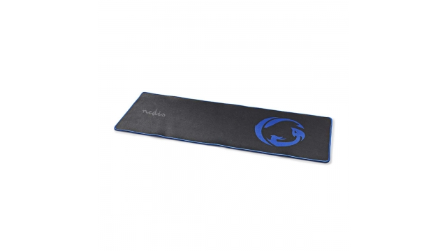 Nedis GMPD300BK Gaming-muismat Anti-slip En Waterproof Onderkant 920 X 294mm