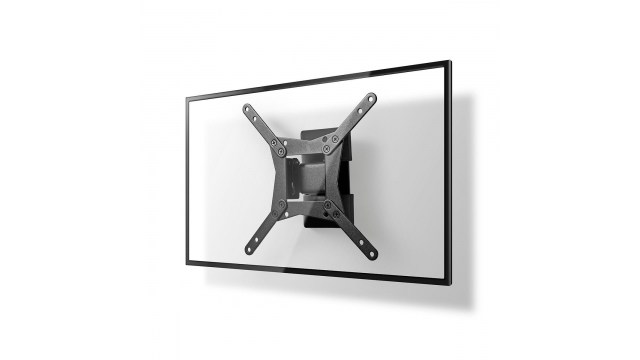 "Nedis TVWM11BK Full Motion Tv Wall Mount 10 - 32"" Max. 30 Kg 1 Scharnierpunten"