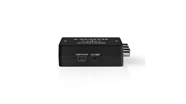Nedis VCON3456AT Composietvideo-naar-hdmi™-converter 1-wegs - 3x Rca (rwy) Hdmi™-uitgang