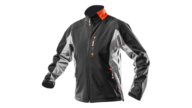 Neo Tools Fleece Jas Softshell XL/54 Waterproof 5000mm Wind Dicht 3000mvp CE-EN340
