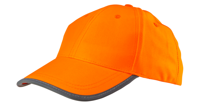 Neo Tools Hi-Vision Cap Oranje One Size 100% Poliester EN ISO 13688:2013