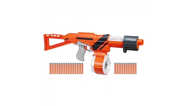 Nerf N-Strike Elite Accutrooper Blaster met 25 Darts