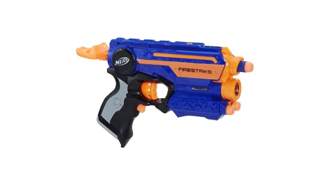 Nerf N-Strike Elite Firestrike Blaster + 3 Darts Assorti