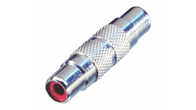 Neutrik NTR-NYS355 Connector Rca Female Zilver