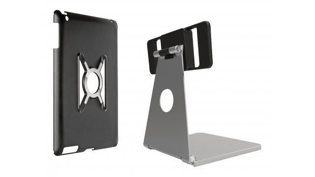 Omnimount OMN-IPM Tablet Standaard Draai- En Kantelbaar Apple Ipad Mini / Apple Ipad Mini 2 / Apple Ipad Mini 3