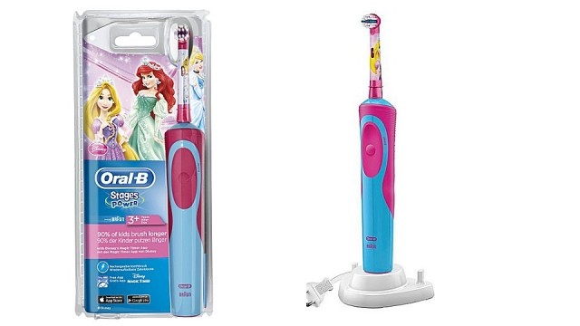 Oral-B Stages Power Disney Princess Elektrische Tandenborstel