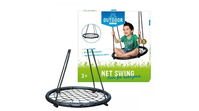 Outdoor Play Net Swing Schommel 60 cm