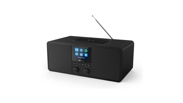 Philips TAR8805/10 Internetradio Zwart