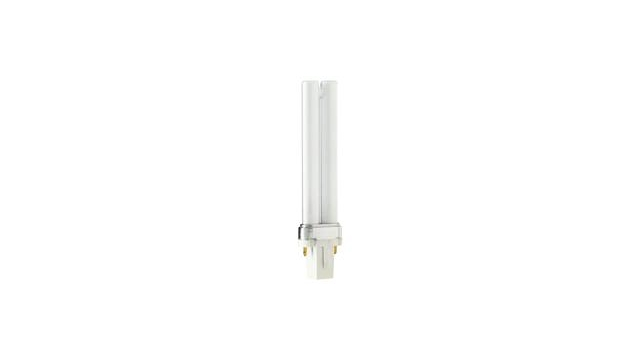 Philips Master PLS5W827 2-Pins Spaarlamp 5W