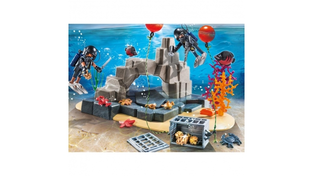 Playmobil 70011 Super Set SWAT-Team Onderwatermissie